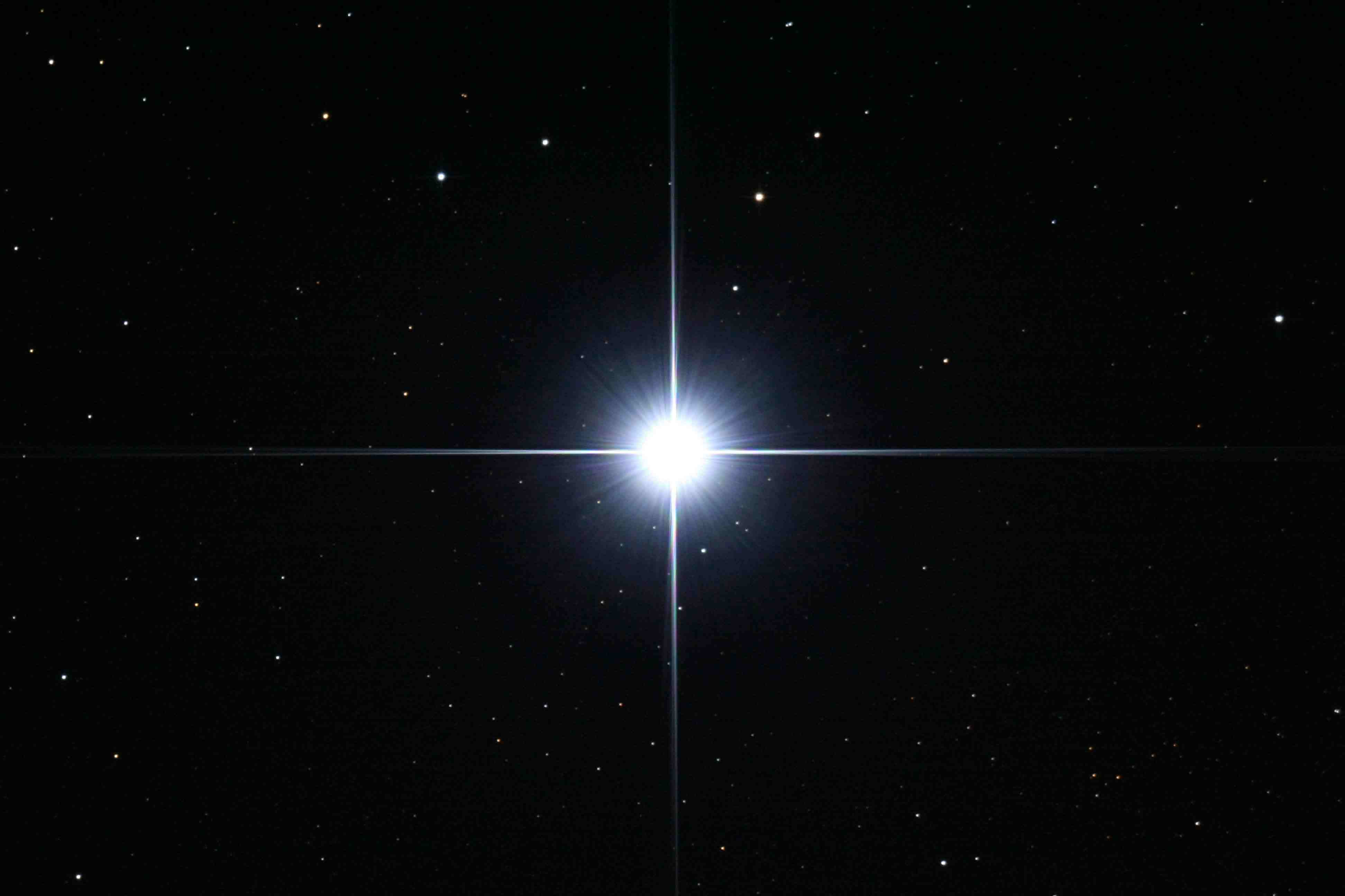 Sirius Star in the Sky - Pics about space